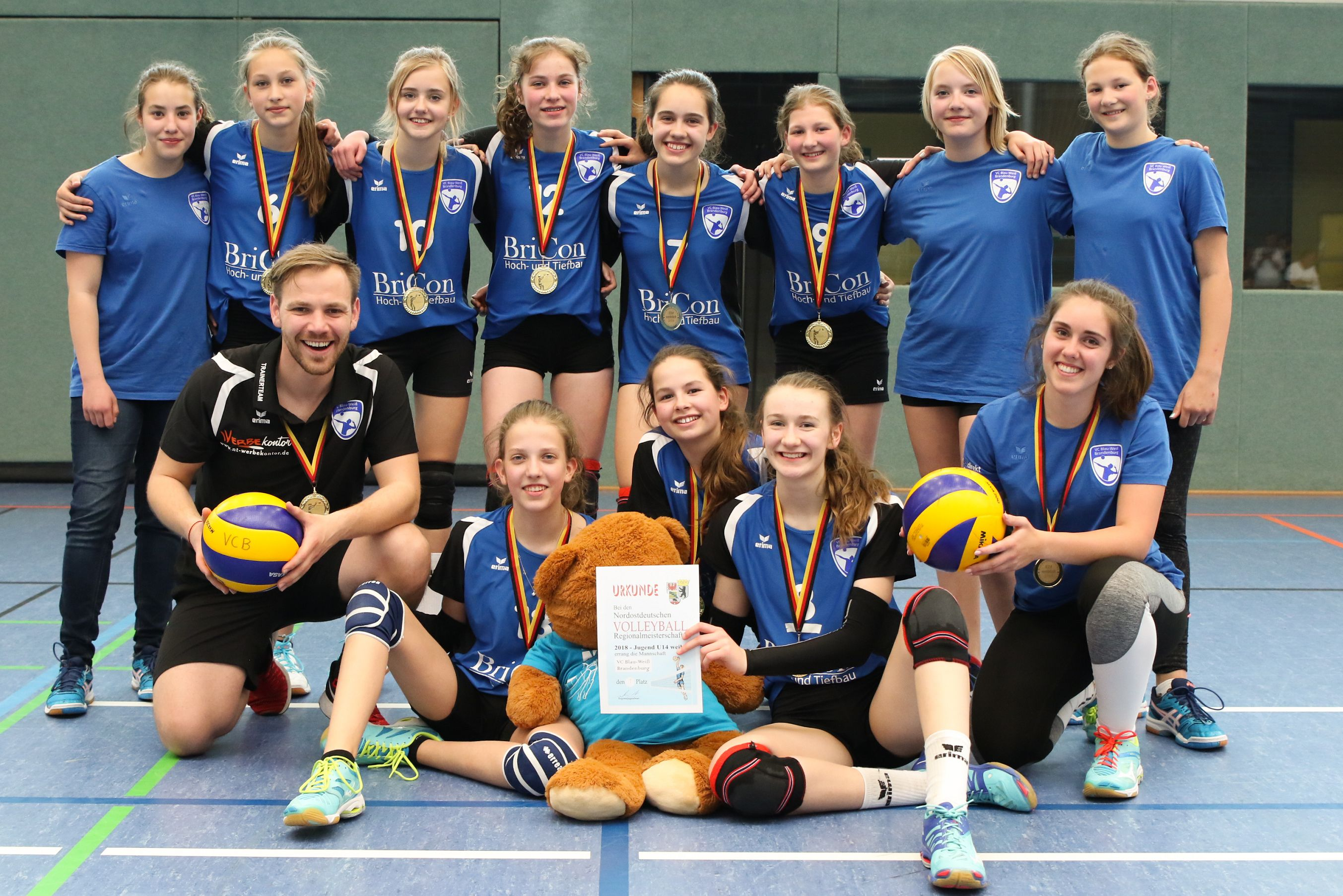 Volleyball Brandenburg